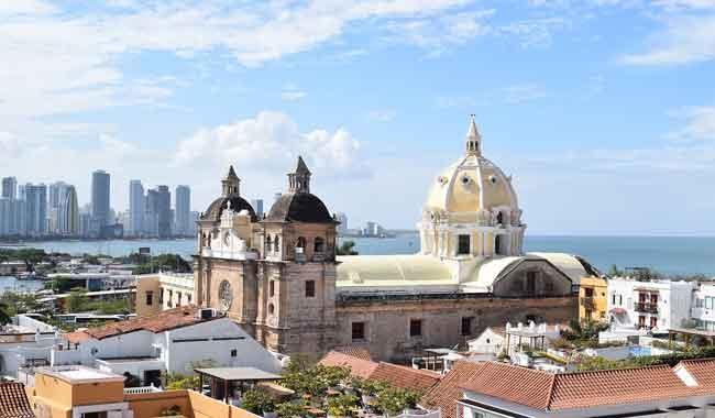 Cartagena e Isla de Baru