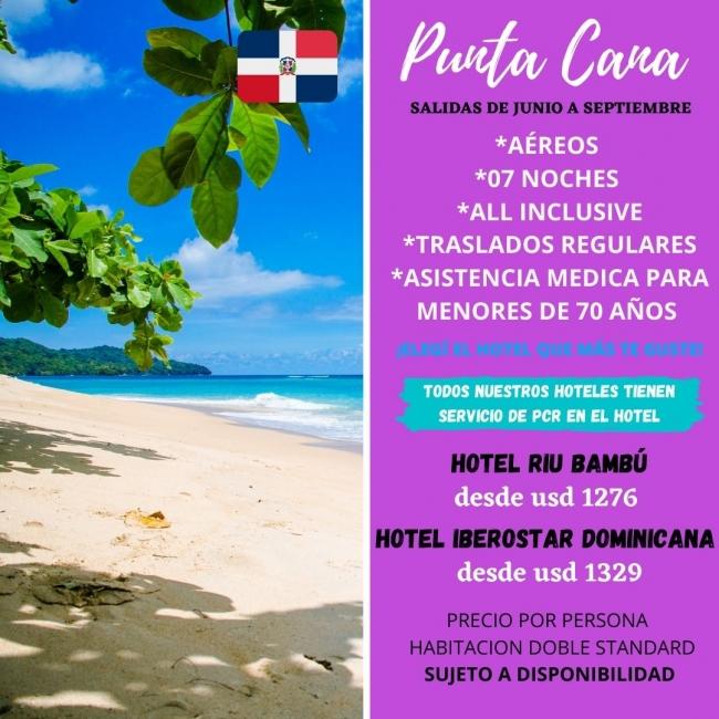 Republica Dominicana - Promo
