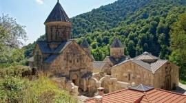 ARMENIA - LA MAGIA DEL CAUCASO   AZERBAIDZHAN-GEORGIA-ARMENIA